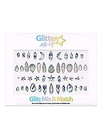 Glitz Mix & Match Strasssteine