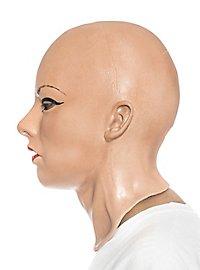 Gloria Maske aus Schaumlatex
