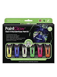 Glow in the Dark Body Paint make-up set