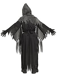 Glowing Death Demon Child Costume with Luminous Effect
