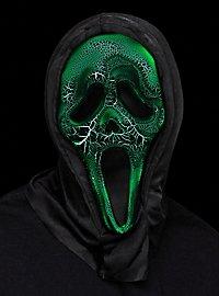 Glowing Ghostface Scream Maske