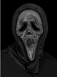 Glowing Ghostface Scream Maske