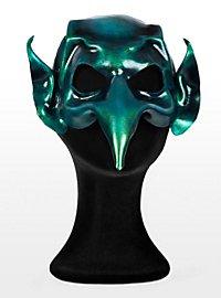 Goblin Leather Half Mask