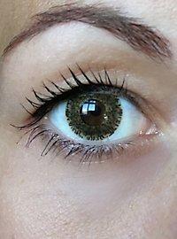 Gold Burst Kontaktlinsen