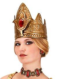 Gold Crown Queen