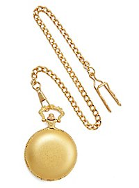 Gold Pocket Watch standard