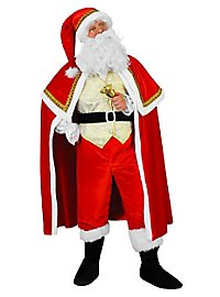 Golden Santa Claus Costume