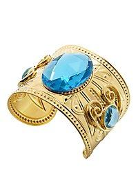 Golden topaz bracelet