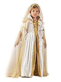 Goldene Prinzessin Kinderkostüm