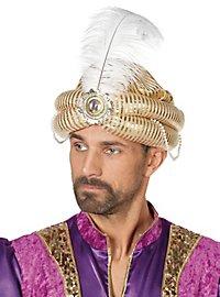 Goldener Turban