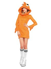 Goldfish Hoodie Dress