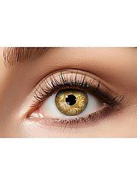 Goldwirbel Kontaktlinsen
