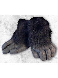 Gorillafüsse