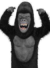 Gorille sauvage Mascotte
