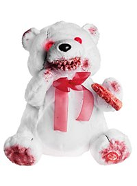 Gory Teddy Bear white