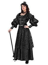 Gothic Ball Gown Costume