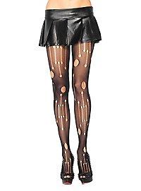 Gothic Fishnet Pantyhose