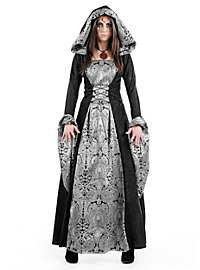 Gothic Hooded Dress
