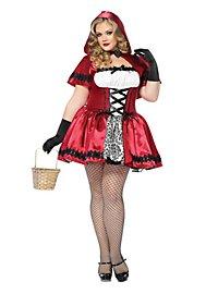 Gothic Rotkäppchen Kostüm