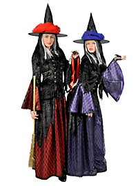 Gothic Witch Red Costume