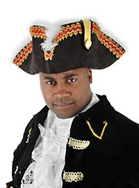 Governor Tricorne Hat