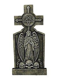 Grabstein Pentagramm