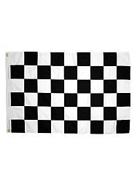 Grand drapeau d'arrivée