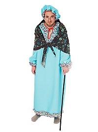 Grandmother Men Costume