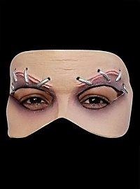 Grauen ohne Brauen Augenmaske
