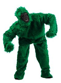 Green Gorilla Costume