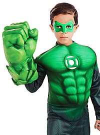 Green Lantern fist for children