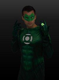 Green Lantern Ring mit Leuchtfunktion