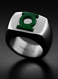Green Lantern Siegelring grün