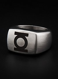 Green Lantern Signet Ring black