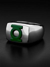 Green Lantern Signet Ring green