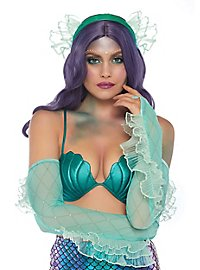 Green Mermaid Accessory Set