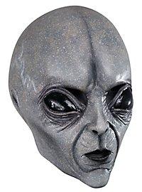Grey Alien Child Mask