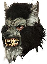 Grey Mane Werewolf Mask