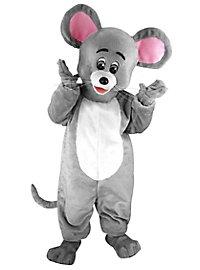 Grey Mouse Mascot