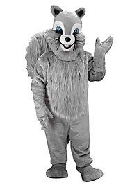Grey Squirrel Mascot
