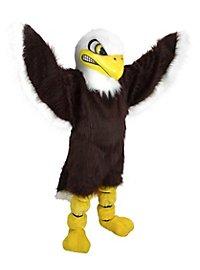 Grimmiger Adler Maskottchen