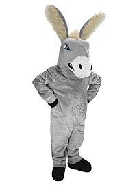 Grimmiger Esel Maskottchen