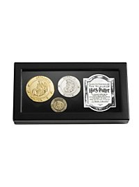 Gringotts Coin Set