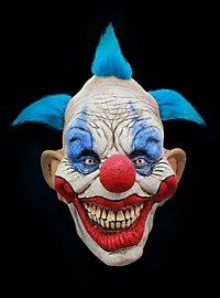 Grinseclown Maske aus Latex