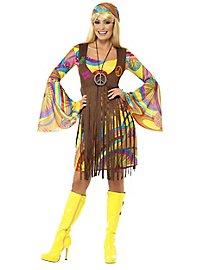Groovy Hippie Kostüm