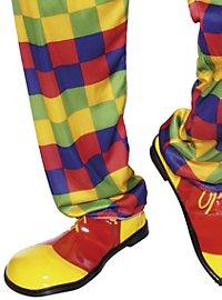 Große Clownschuhe