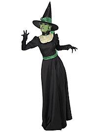 Grüne Hexe Kostüm