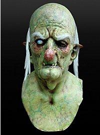 Grufthexe Maske aus Latex