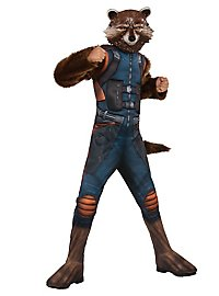 Guardians of the Galaxy 2 Rocket Raccoon Child Costume