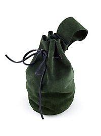 Gürtel-Geldbeutel grün